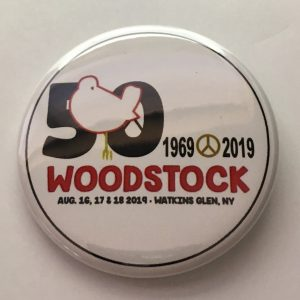 Woodstock 2019 Buttons