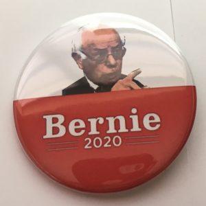 Bernie Sanders 2020 Campaign Buttons