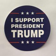 I support President Trump Sticker