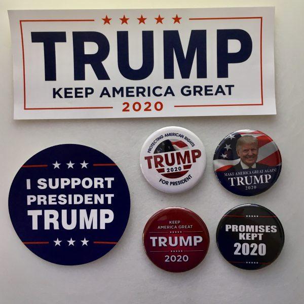 Donald Trump Combination Sets