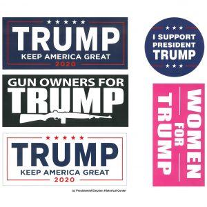 Donald Trump Bumper Stickers