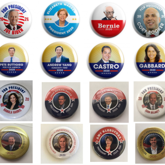Democrat Collector's Set of 16