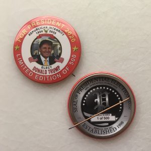 Donald Trump Limited Edition Series 1 of 500