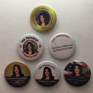 Marianne Williamson Set of 6.