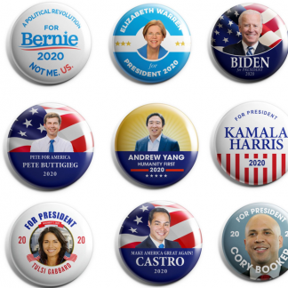 2020 Democrat Candidates