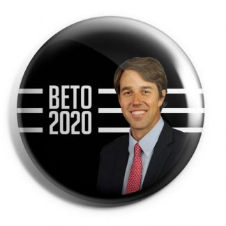 Beto O'Rourke Buttons