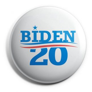 Joe Biden 2020 campaign buttons
