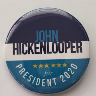 Gov. John Hickenlooper for President
