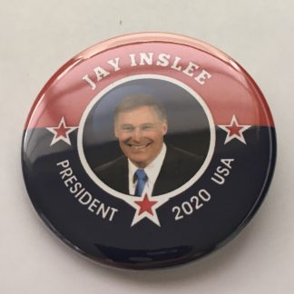 Jay Inslee for President Buttons