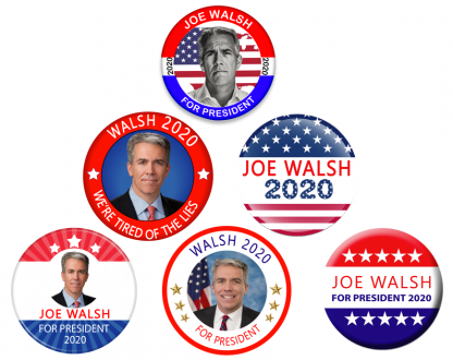 Joe Walsh set of 6 (701-ALL)
