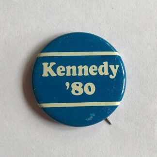 Kennedy '80 with lines