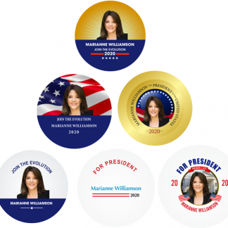 Marianne Williamson set of 6