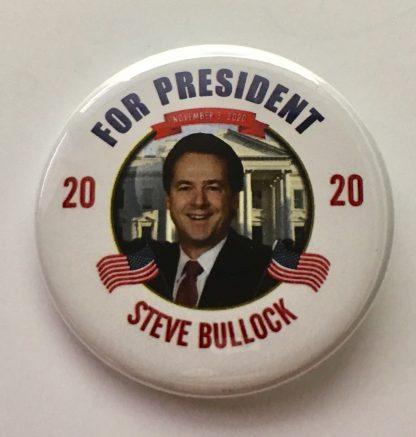 Montana Governor Steve Bullock