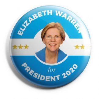Elizabeth Warren Buttons