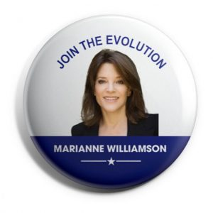 Marianne Williamson Campaign Buttons (WILLIAMSON-703)