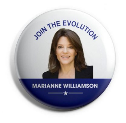 Marianne Williamson Campaign Buttons (WILLIAMSON-703)