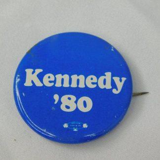 kennedy '80 with union bug