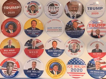 Election 2020: Republican Party Collector's Set - Set of 20 pins - 2.25 inches