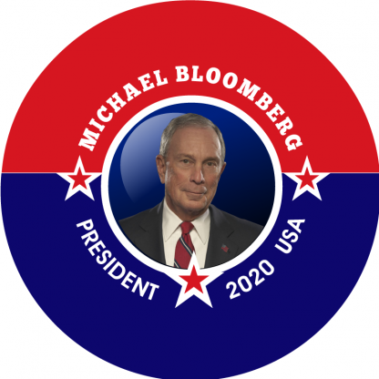 Michael Bloomberg 2020