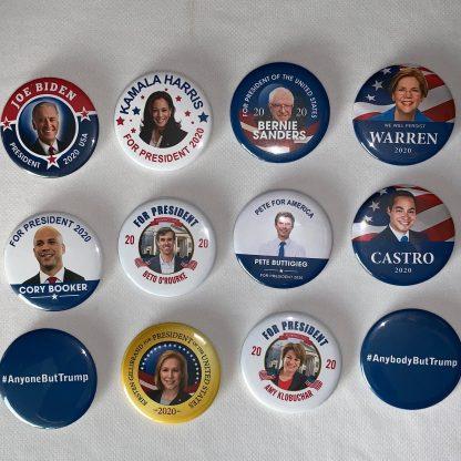 2020 Democratic Frontrunners