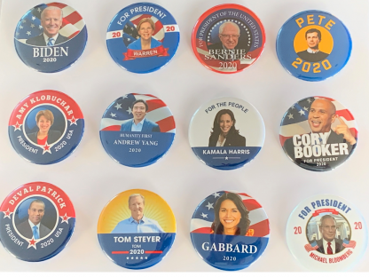 2020 Democratic Candidates - November/December 2019 Debate Collector's Set