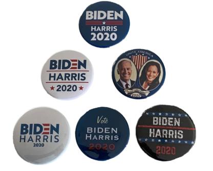 Biden Harris set of 6