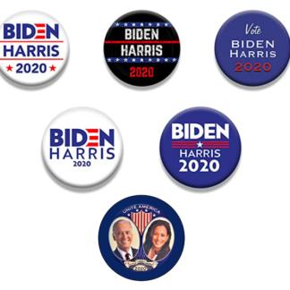 Biden / Harris set of 6