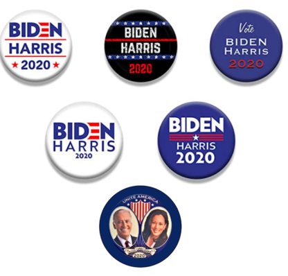 Biden / Harris set of 6
