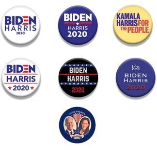 Biden / Harris - set of 7