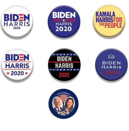 Biden / Harris - set of 7