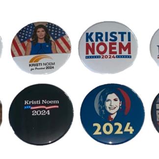 Kristi Noem 2024 buttons