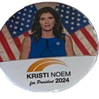 Kristi Noem - 2024 pins