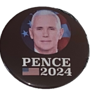 Mike Pence - 2024 pins