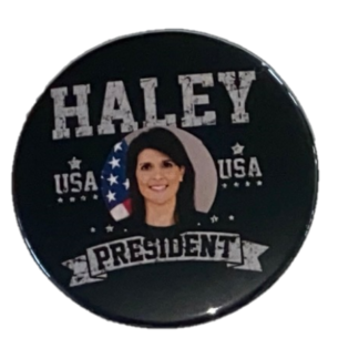 Nikki Haley - 2024 pins